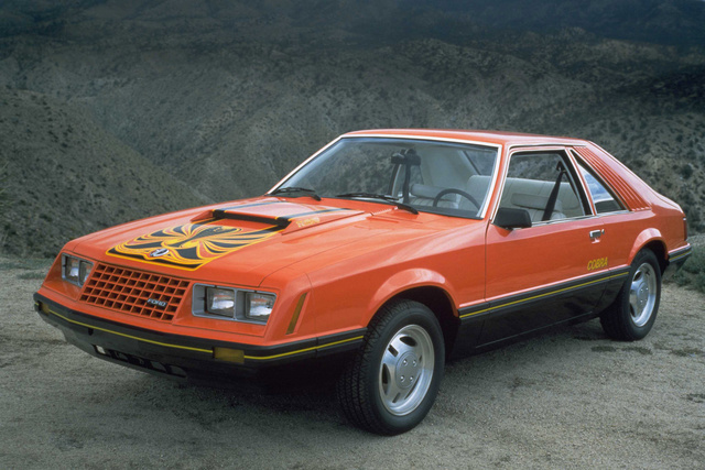 Picture of 1981 Ford Mustang