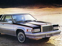 1981 Ford Thunderbird Overview