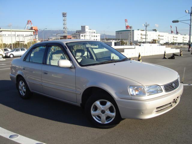 Toyota Corolla 2002 Ce. 1999 Toyota Corolla 4 Dr CE