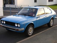 1978 FIAT 128 Overview