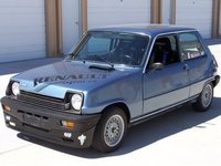 1978 Renault 5 Picture Gallery