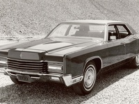 Picture of 1970 Lincoln Continental, exterior