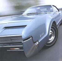Picture of 1966 Oldsmobile Toronado, exterior