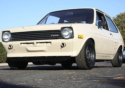 Picture of 1978 Ford Fiesta