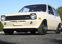 1978 Ford Fiesta Picture Gallery