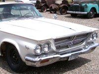1964 Chrysler 300 Overview