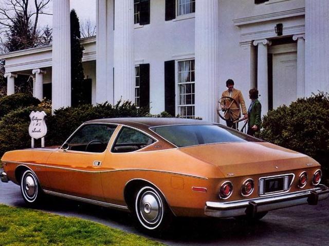 Picture of 1976 AMC Matador, exterior