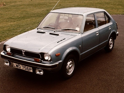 Cheap Cars For Sale >> 1976 Honda Civic - Overview - CarGurus