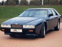 1976 Aston Martin Lagonda Overview