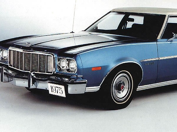 Ford Fairmont For Sale >> 1975 Ford Torino - Pictures - CarGurus