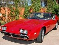1969 Maserati Ghibli Overview