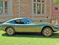 Picture of 1969 Toyota 2000GT, exterior