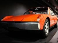 1969 Porsche 914 Overview