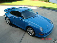 2001 Porsche 911 Overview