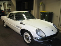 1969 Mazda Cosmo Overview