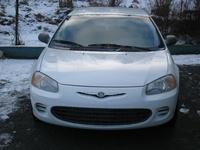 2001 Chrysler Sebring LX picture, exterior