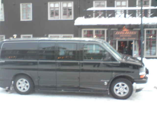 Picture of 2003 Chevrolet Express