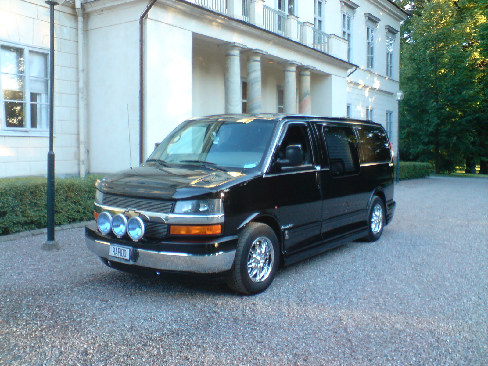 2007 Chevrolet Express Overview Cargurus