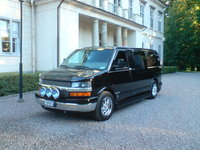 Picture of 2007 Chevrolet Express, exterior, gallery_worthy