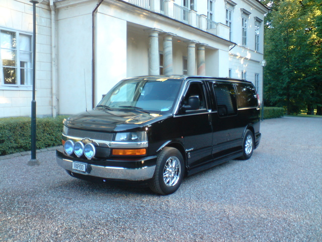 2007 chevrolet express overview cargurus 2007 chevrolet express overview fandeluxe Image collections