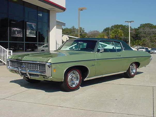 Used 2014 Chevy Impala >> 1969 Chevrolet Caprice - Pictures - CarGurus