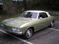 1969 Chevrolet Corvair Overview