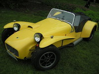 1969 Lotus Seven Overview