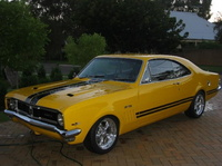 1969 Holden Monaro Overview