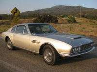 1969 Aston Martin DBS Overview