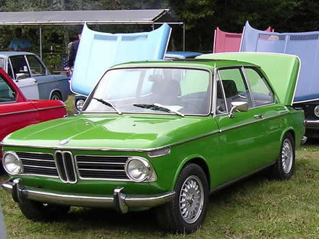 Picture of 1969 BMW 2002, exterior