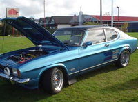 1969 Ford Capri Overview