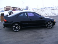 Picture of 1994 Honda Civic Coupe EX, exterior, gallery_worthy