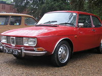 1969 Saab 99 Overview