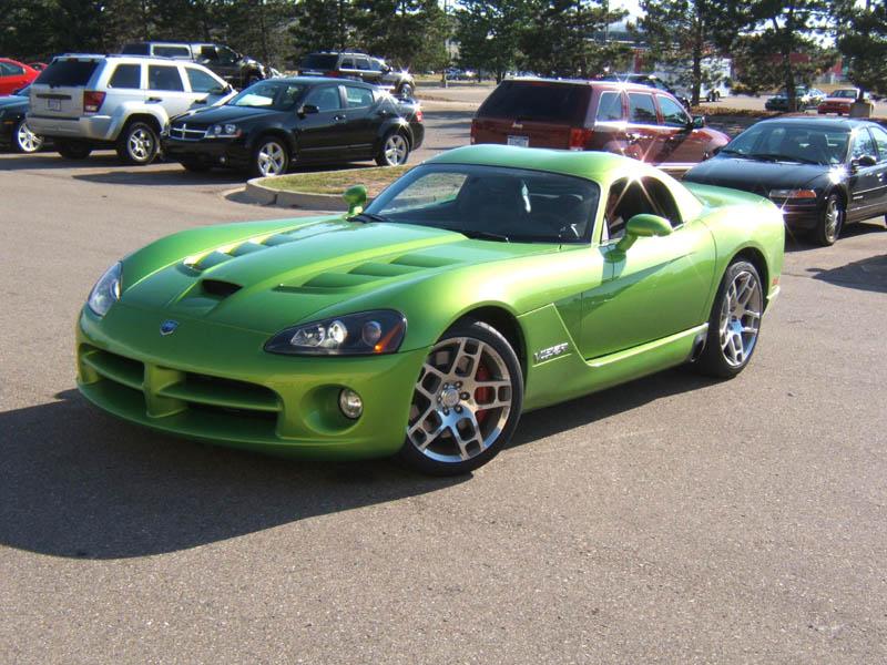 2006 Dodge Viper SRT-10 2dr Coupe picture, exterior