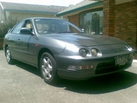 1994 Honda Integra Overview