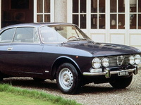 1969 Alfa Romeo Giulia Overview