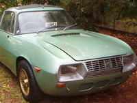 1969 Lancia Fulvia Overview