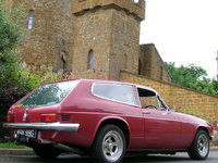 1969 Reliant Scimitar GTE Overview