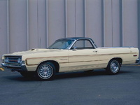 1969 Ford Ranchero Overview