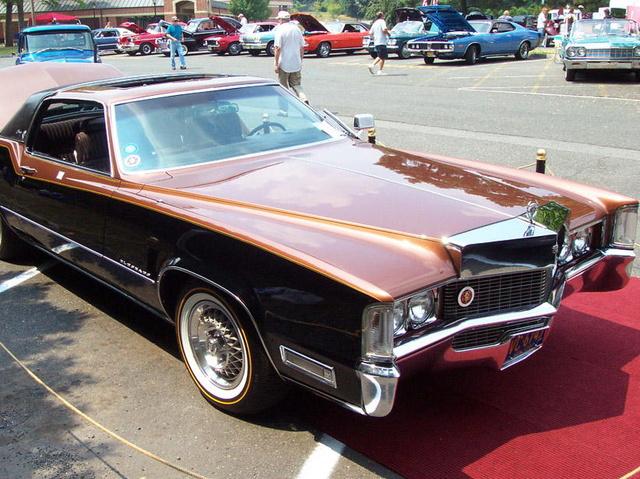 Picture of 1969 Cadillac Eldorado, exterior, gallery_worthy