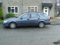 1999 Saab 9-5 Picture Gallery