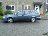 Picture of 1999 Saab 9-5, exterior