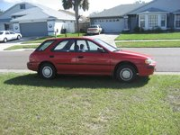 Picture of 1993 Subaru Impreza 4 Dr LS Wagon, exterior, gallery_worthy