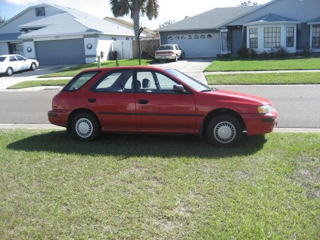 1993 Subaru Impreza Pictures Cargurus