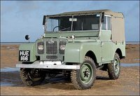 Picture of 1958 Land Rover Series I, exterior, gallery_worthy
