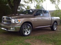 Picture of 2009 Dodge Ram 1500 SLT Crew Cab RWD, exterior, gallery_worthy