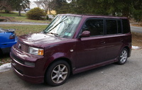 2005 Scion xB Base picture, exterior