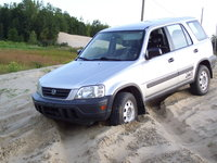1999 Honda CR-V Picture Gallery