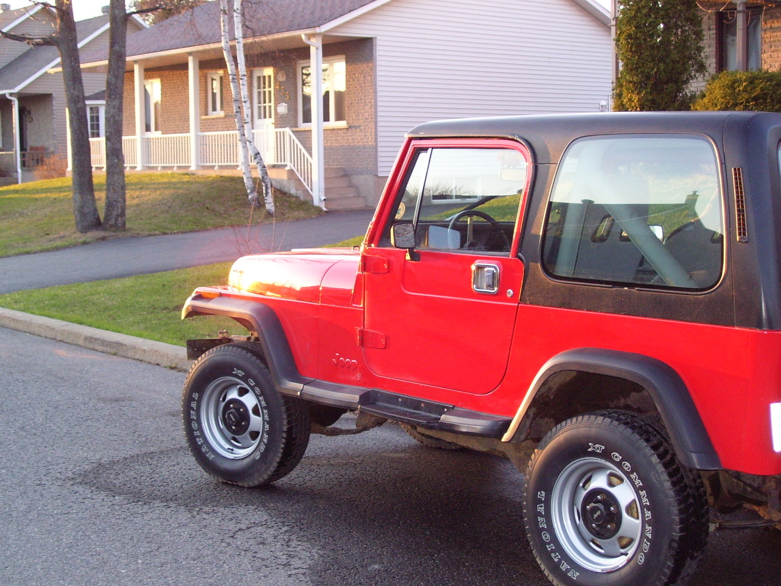 1989 Jeep Wrangler Pictures Cargurus