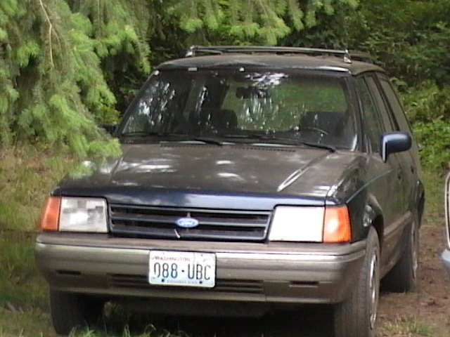 Picture of 1988 Ford Escort, exterior, gallery_worthy
